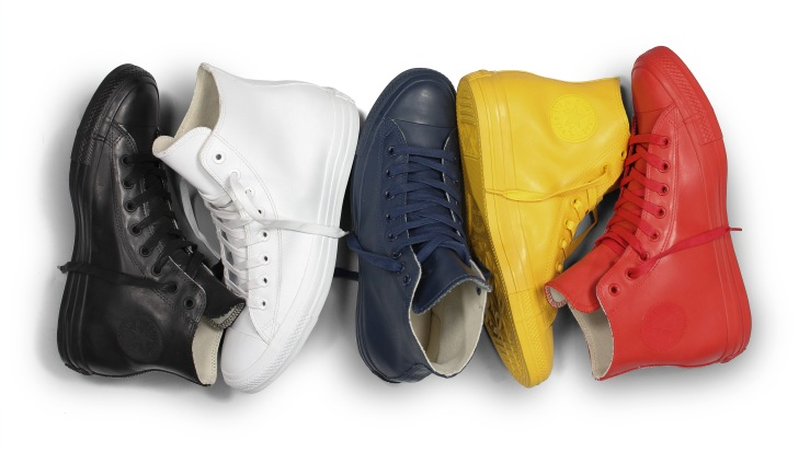 87310ffbf577 Converse debuts its Fall 2014 Converse All Star collection featuring new  silhouettes and elevated detailing. Featuring a sleek monochromatic look